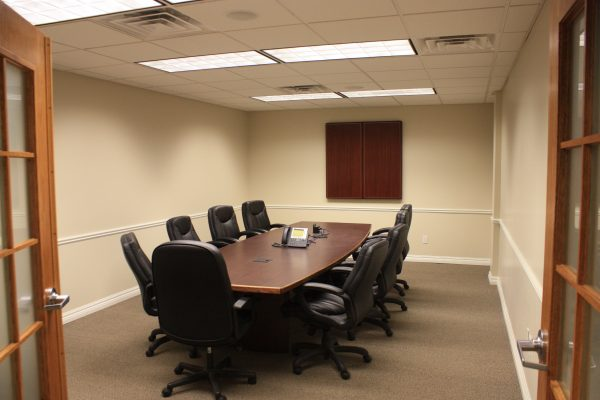 Suite 120 conference room